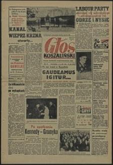 Głos Koszaliński. 1961, październik, nr 241