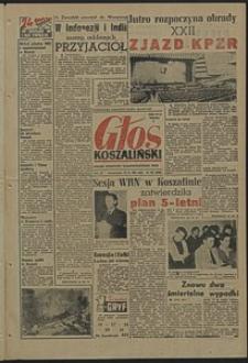 Głos Koszaliński. 1961, październik, nr 247