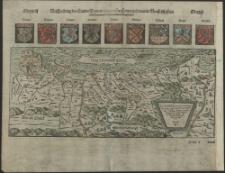 Beschreibung des Landts Pomern : sampt allen Herzogthummen : Graffeschafften vnd furnemmen Stetten darinnen gelegen