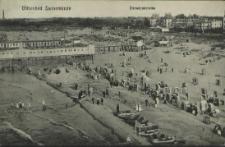 Ostseebad Swinemünde, Strandpromenade