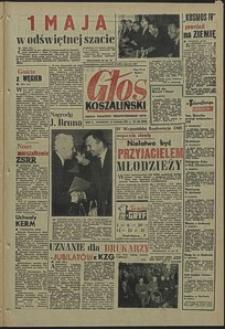 Głos Koszaliński. 1962, kwiecień, nr 103