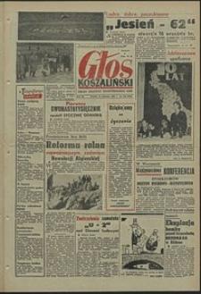 Głos Koszaliński. 1962, wrzesień, nr 218