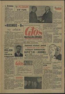 Głos Koszaliński. 1962, wrzesień, nr 233