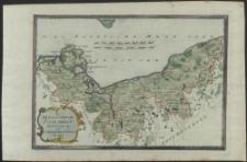 Das Herzogthum Pommern, preussisch und schwedischen Antheils. Nro 225