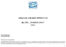 """Adaptacja schematu Dublin Core dla ZBC """"Pomerania"""""""