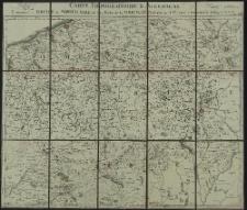 Carte topographique d'Allemagne contenant le Duché de Pomeranie et une Partie de la Nouvmarche : A. P. de S. M. I. Feuille VIII