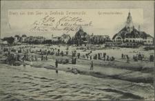 Gruss aus dem See- und Soolbade Swinemünde, Konversationshaus