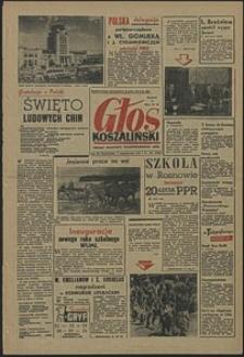 Głos Koszaliński. 1962, październik, nr 235