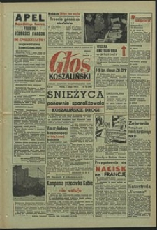Głos Koszaliński. 1963, luty, nr 31
