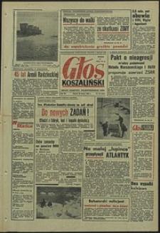 Głos Koszaliński. 1963, luty, nr 46
