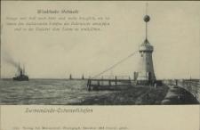 Swinemünde-Osternothhafen, Winkbake Ostmole