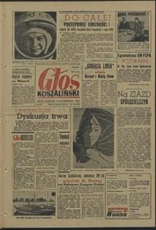 Głos Koszaliński. 1963, czerwiec, nr 148