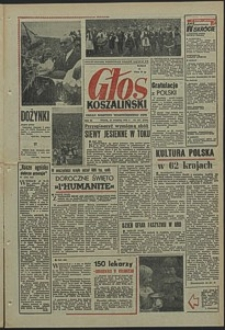 Głos Koszaliński. 1963, wrzesień, nr 217