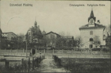 Ostseebad Misdroy, Erholungsheim, Katholische Kirche