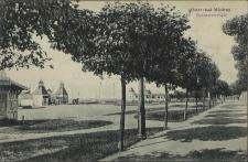 Ostseebad Misdroy, Strandpromenade