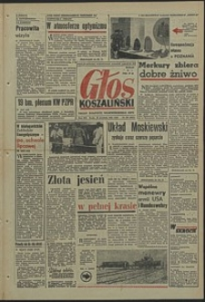 Głos Koszaliński. 1963, wrzesień, nr 224