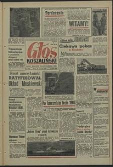 Głos Koszaliński. 1963, wrzesień, nr 230