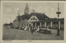 Swinemünde, Kurhaus
