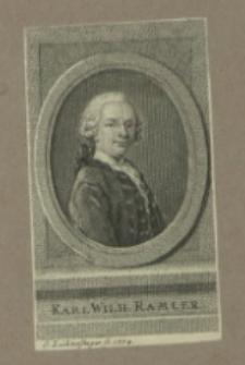 [Ramler, Karl Wilhelm]