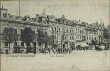 Ostseebad Swinemünde, Postamt, Kleiner Markt