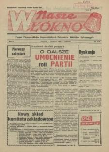 Nasze Włókno : pismo pracowników Szczecińskich Zakładów Włókien Sztucznych. R.2, 1956 nr 5-6