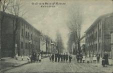 Gruß vom Bahnhof Ruhnow, Bahnhofstraße