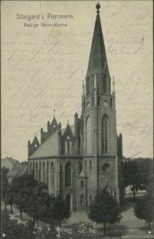 Stargard in Pommern, Heilige Geist-Kirche