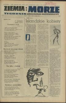 Ziemia i Morze : tygodnik społeczno-kulturalny.R.1, 1956 nr 12