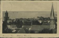 Cammin in Pommern, Blick vom Wasserturm