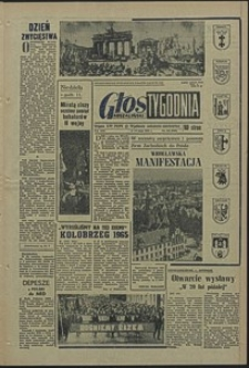 Głos Koszaliński. 1965, maj, nr 110