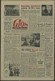 Głos Koszaliński. 1965, czerwiec, nr 144