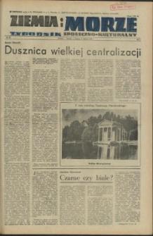 Ziemia i Morze : tygodnik społeczno-kulturalny.R.1, 1956 nr 13