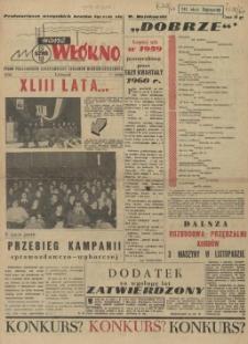 Nasze Włókno : pismo pracowników Szczecińskich Zakładów Włókien Sztucznych. R.5, 1960 nr 2