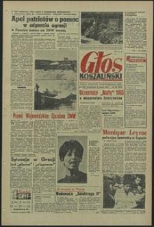 Głos Koszaliński. 1965, sierpień, nr 189