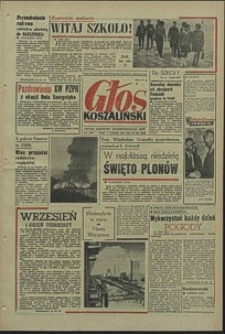 Głos Koszaliński. 1965, wrzesień, nr 209