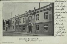 Ostseebad Swinemünde, Eggebrechtstrasse 1 und 2