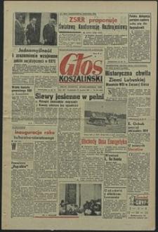 Głos Koszaliński. 1965, wrzesień, nr 231