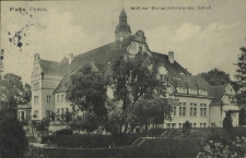 Plathe, Pommern, Gräfliche von Bismarck-Ostensches Schloß