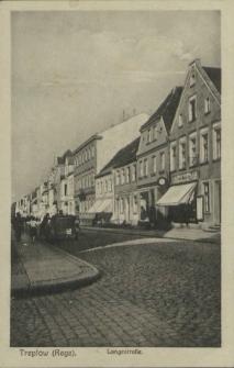 Treptow (Rega), Langestraße