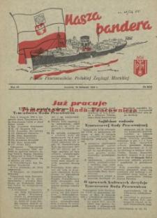 Nasza Bandera : pismo Pracowników Polskiej Żeglugi Morskiej. R.4, 1956 nr 8 (51)