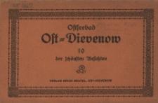 Berg-Dievenow, Am Bodden