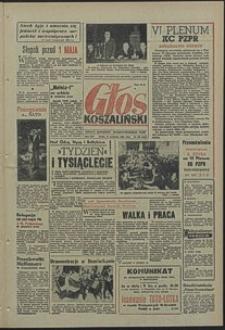 Głos Koszaliński. 1966, kwiecień, nr 100
