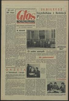 Głos Koszaliński. 1967, maj, nr jubileuszowy