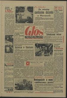 Głos Koszaliński. 1967, sierpień, nr 185