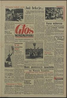 Głos Koszaliński. 1967, wrzesień, nr 213
