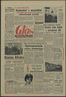 Głos Koszaliński. 1967, wrzesień, nr 222