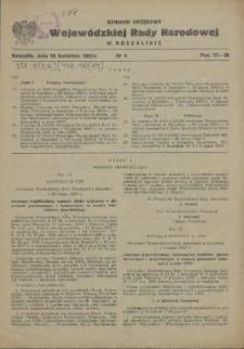 Dziennik Urzędowy Wojewódzkiej Rady Narodowej w Koszalinie. 1953 nr 9