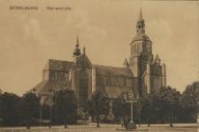 Stralsund, Marienkirche