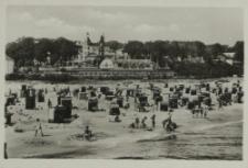 Seebad Heringsdorf, Strand und Strand-Casino