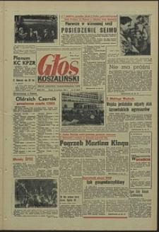 Głos Koszaliński. 1968, kwiecień, nr 87